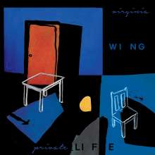 Virginia Wing: Private Life, CD