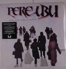 Pere Ubu: Terminal Tower (RSD 2018) (180g) (Limited Edition), LP