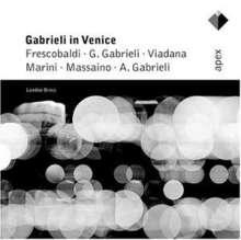 London Brass - Gabrieli in Venice, CD