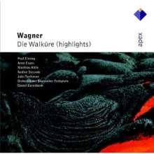 Richard Wagner (1813-1883): Die Walküre (Ausz.), CD