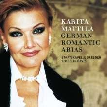 Karita Mattila - German Romantic Arias, CD