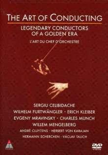 The Art of Conducting Vol.2, DVD