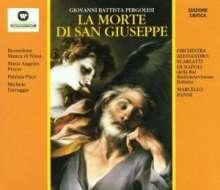 Giovanni Battista Pergolesi (1710-1736): La Morte di San Giuseppe (Oratorium), 2 CDs