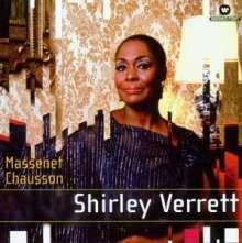 Shirley Verrett singt Arien & Lieder, CD