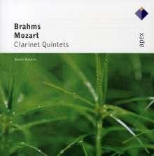 Wolfgang Amadeus Mozart (1756-1791): Klarinettenquintett KV 581, CD