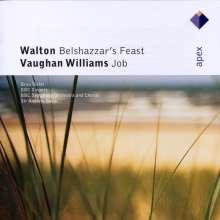 William Walton (1902-1983): Belshazzar's Feast, CD