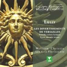 Jean-Baptiste Lully (1632-1687): Divertissements de Versailles, CD