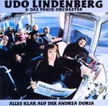 Udo Lindenberg & Das Panikorchester: Alles klar auf der Andrea Doria (Deluxe Edition), CD