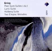 Edvard Grieg (1843-1907): Peer Gynt-Suiten Nr.1 & 2, CD