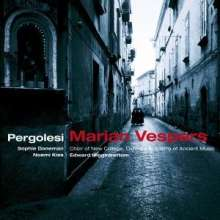 Giovanni Battista Pergolesi (1710-1736): Marienvesper, 2 CDs