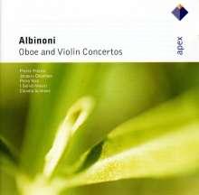Tomaso Albinoni (1671-1751): Oboenkonzerte op.9 Nr.2,3,5,6,11, CD