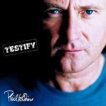 Phil Collins: Testify, CD