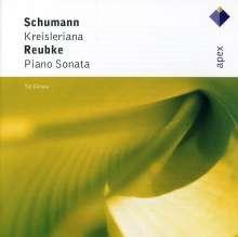 Julius Reubke (1834-1858): Klaviersonate b-moll, CD