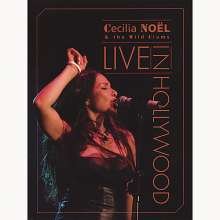 Cecilia Noal & The Wild Clams: Live In Hollywood, DVD