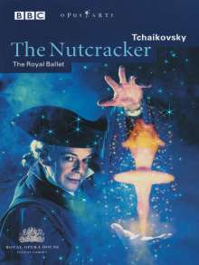 The Royal Ballet:Nußknacker (Tschaikowksy), DVD