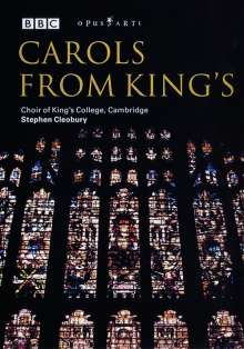 King's College Choir - Carols From King's, DVD