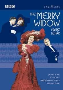 Franz Lehar (1870-1948): Die lustige Witwe (in engl.Spr.), DVD