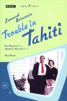 Leonard Bernstein (1918-1990): Trouble in Tahiti (Opernfilm), DVD