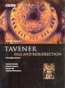 John Tavener (1944-2013): Fall and Resurrection, DVD
