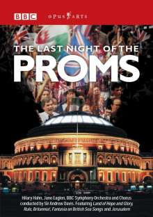 Last Night of the Proms 2000, DVD