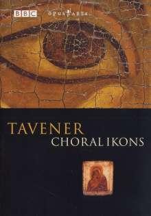 "John Tavener (1944-2013): Chorwerke ""Choral Ikons"", DVD"