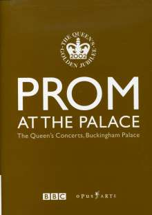 Prom At The Palace, DVD