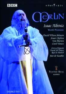 Isaac Albeniz (1860-1909): Merlin, DVD