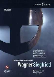 Richard Wagner (1813-1883): Siegfried, 3 DVDs