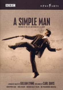 Northern Ballet Theatre:A Simple Man, DVD