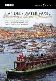 Händels Wassermusik, DVD