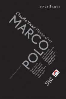Claude Vivier (1948-1983): Reves d'un Marco Polo - The Life & Work of Claude Vivier, 2 DVDs