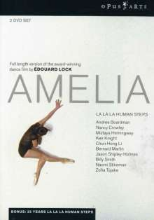 La La La Human Steps - Amelia (Tanzfilm), 2 DVDs