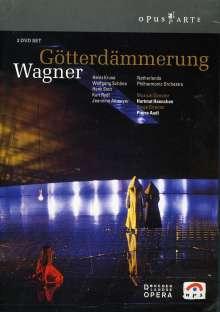 Richard Wagner (1813-1883): Götterdämmerung, 3 DVDs