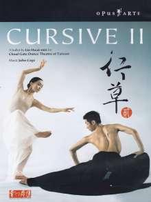 Cloud Gate Dance Theatre Taiwan:Cursive II, DVD