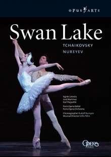 Ballet de l'Opera National de Paris:Schwanensee, DVD