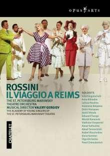 Gioacchino Rossini (1792-1868): Il Viaggio a Reims, DVD