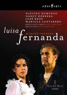 Federico Moreno Torroba (1891-1982): Luisa Fernanda, DVD