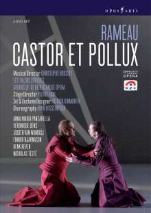 Jean Philippe Rameau (1683-1764): Castor et Pollux, 2 DVDs