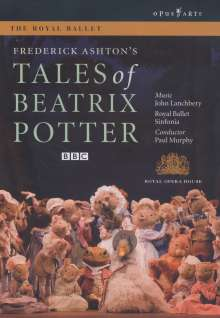 Frederick Ashton's Tales of Beatrix Potter, DVD