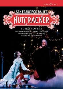San Francisco Ballet - Der Nußknacker (Tschaikowsky), DVD