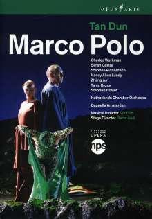 Tan Dun (geb. 1957): Marco Polo, DVD