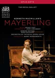 Royal Ballet Covent Garden:Mayerling, DVD