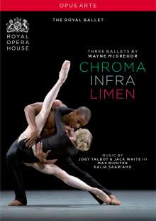 Wayne McGrego - Three Ballets, DVD