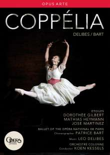 Ballet de l'Opera National de Paris:Coppelia, DVD