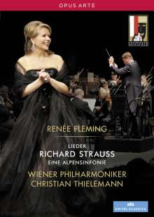 Richard Strauss (1864-1949): Lieder, DVD
