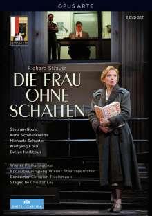 Richard Strauss (1864-1949): Die Frau ohne Schatten, 2 DVDs