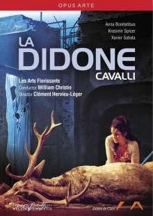 Francesco Cavalli (1602-1676): La Didone, DVD