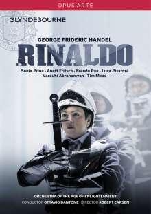 Georg Friedrich Händel (1685-1759): Rinaldo, DVD