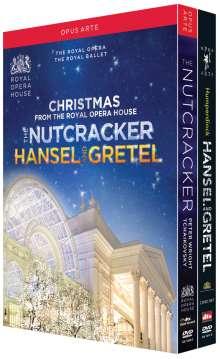 The Royal Ballet/The Royal Opera:A Christmas Celebration, 3 DVDs