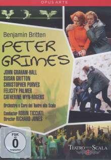 Benjamin Britten (1913-1976): Peter Grimes, DVD